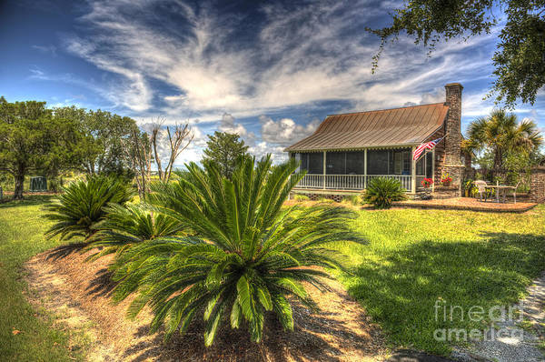 Photograph - Sullivan's Island Retreat by Dale Powell