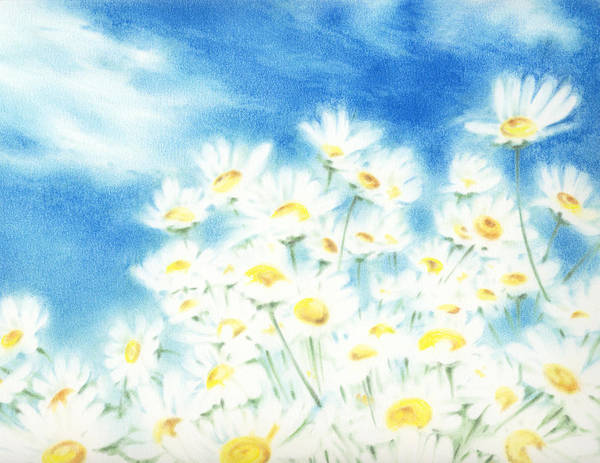 Smell Painting - Summer Afternoon  by Natasha Denger