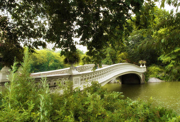 Photograph - Summer At Bow Bridge by Jessica Jenney