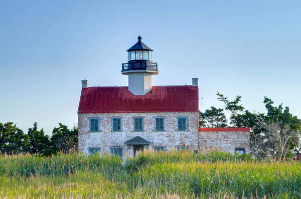 Wall Art - Photograph - Summer At East Point Lighthouse by Bill Cannon
