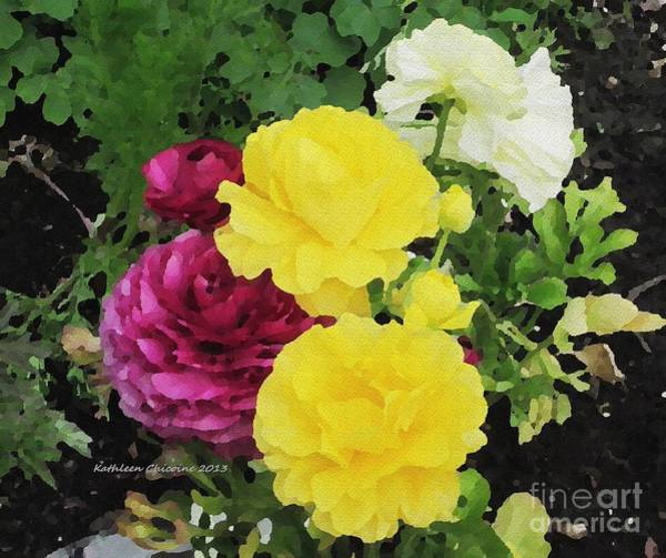 Photograph - Summer Bouquet by Kathie Chicoine