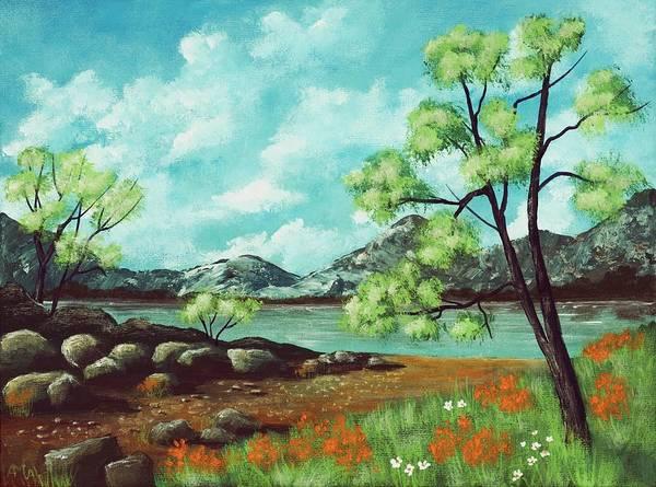 Painting - Summer Day by Anastasiya Malakhova