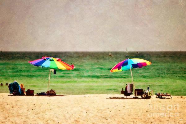Panama Photograph - Summer Days At The Beach by Scott Pellegrin