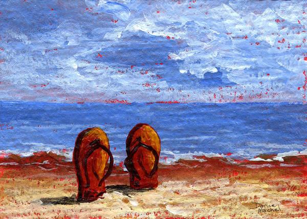 Painting - Summer Fun by Darice Machel McGuire