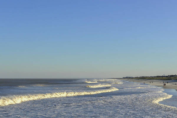Photograph - Summer Fun Jersey Shore by Terry DeLuco