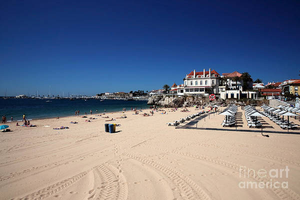 Photograph - Summer In Cascais by John Rizzuto
