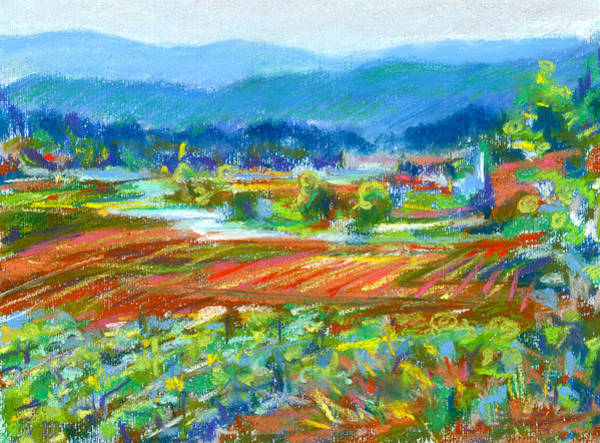 Painting - Oregon Inspirations I by Tanya Filichkin
