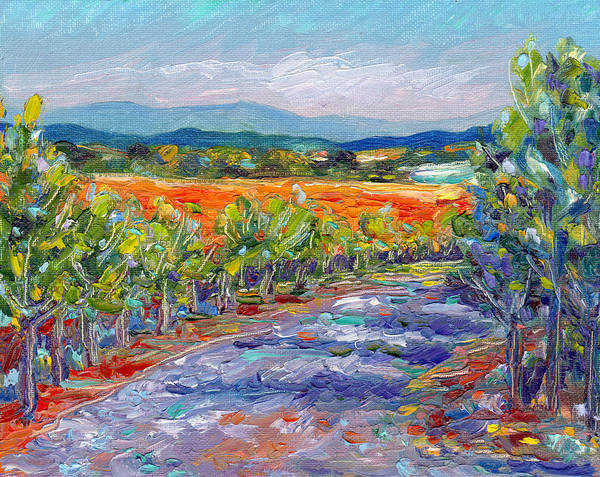 Painting - Oregon Inspirations II by Tanya Filichkin