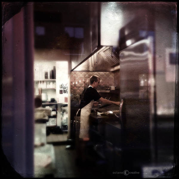 Photograph - Summer Job Short Order by Tim Nyberg