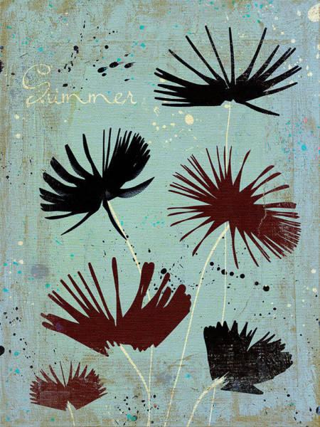 Aqua Digital Art - Summer Joy - 91bb by Variance Collections