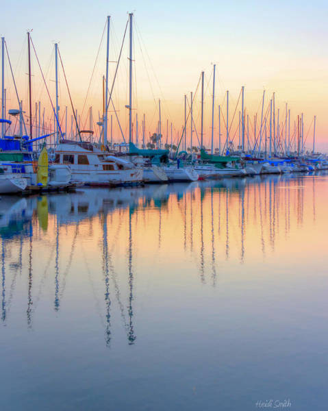 Port Orange Photograph - Summer Light by Heidi Smith
