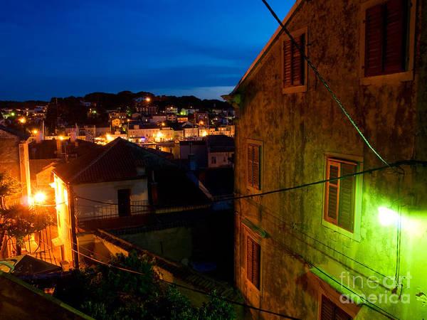 Losinj Photograph - Summer Night by Sinisa Botas