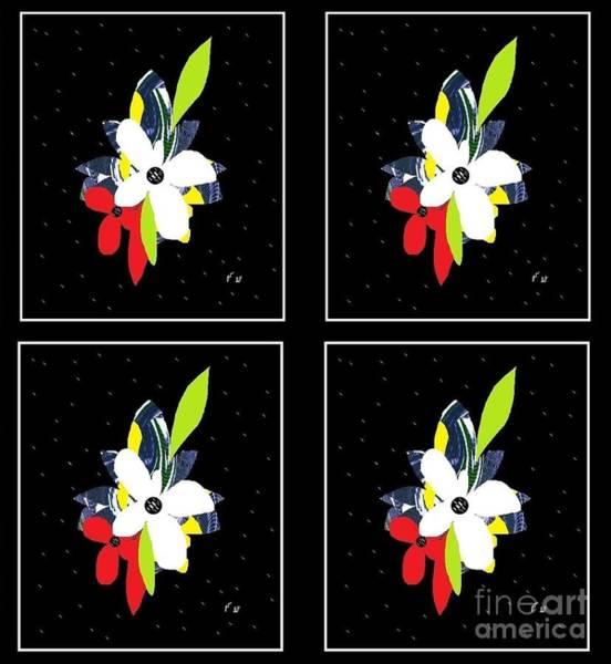 Digital Art - Summer Nights by Ann Calvo
