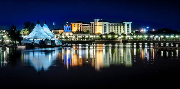 Altamonte Springs Photograph - Summer Reflection by Curtis Cabana