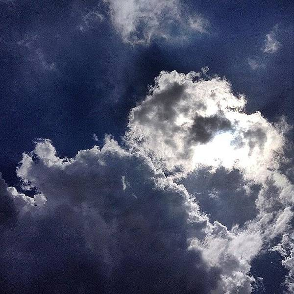 Sunny Wall Art - Photograph - Summer Sky  by Nic Squirrell