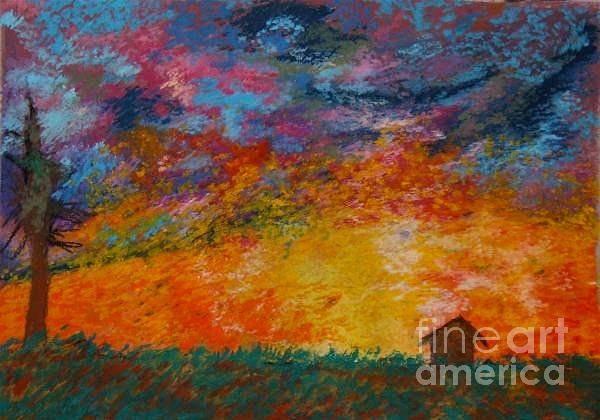 Pastel - Summer Sun by Jon Kittleson