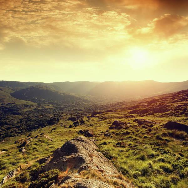 Killarney Photograph - Summer Sunset by Mammuth