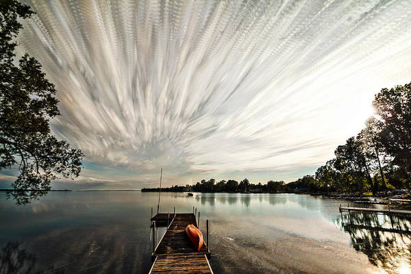 Wall Art - Photograph - Summer Time... Lapse by Matt Molloy