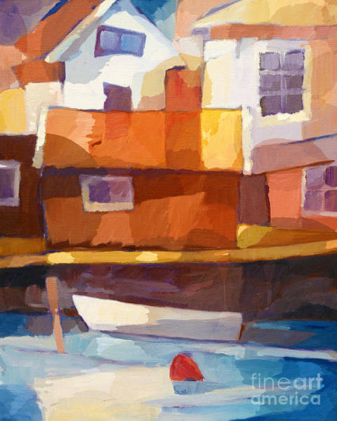 Painting - Colorful Summerlife by Lutz Baar