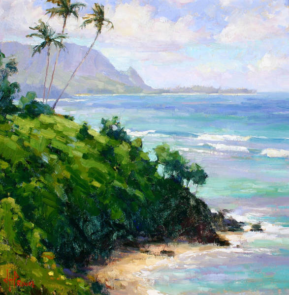 Wall Art -  - Summertime Hanalei by Jenifer Prince