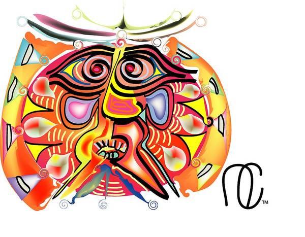 Tribal Dance Digital Art - Sun Dance by Andy Cordan