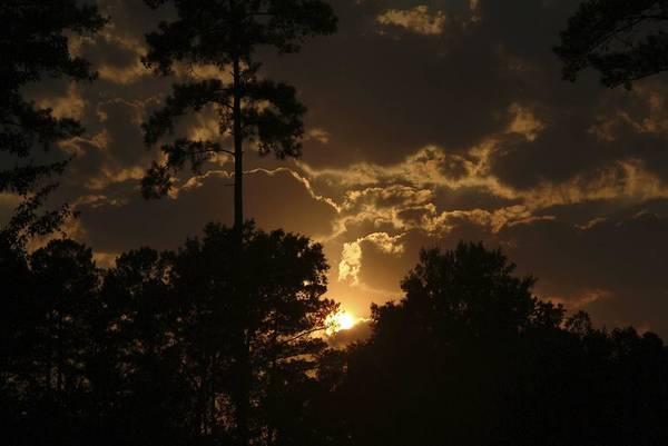 Photograph - Sun Down by Ralph Jones