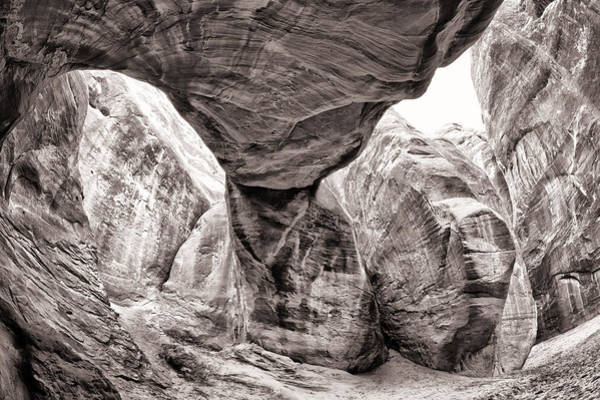 Wall Art - Photograph - Sun Dune Arch Skin by Juan Carlos Diaz Parra