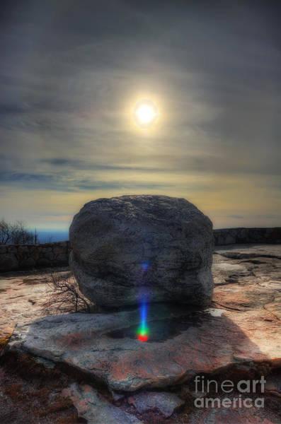 Photograph - Sun Glare by Rick Kuperberg Sr