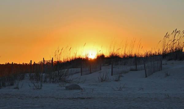Photograph - Sun Going Down by Cynthia Guinn
