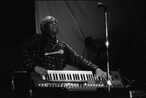 Photograph - Sun Ra Plays 4 by Lee Santa