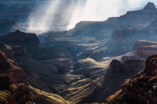 Photograph - Sun Rays by Chuck Jason