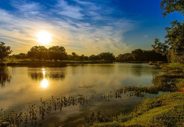 Photograph - Sun Set In Sun City by John Johnson