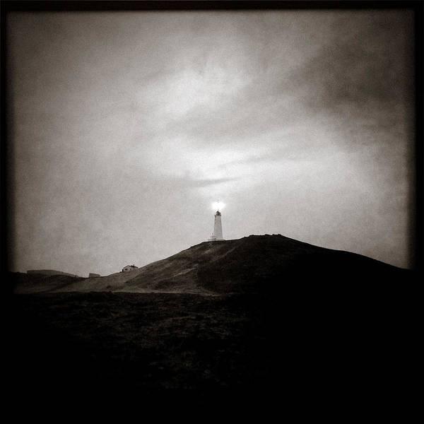 Photograph - Sun Tower by Dave Bowman