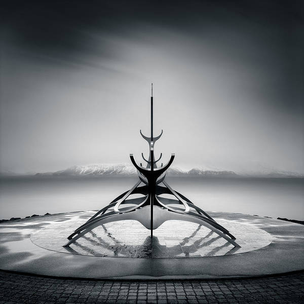 Voyager Photograph - Sun Voyager by Dave Bowman
