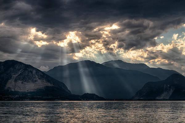 Photograph - Sunbeams by Alex Roe