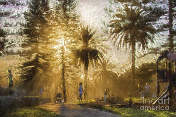 Wall Art - Photograph - Sunbeams At Avalon by Sheila Smart Fine Art Photography