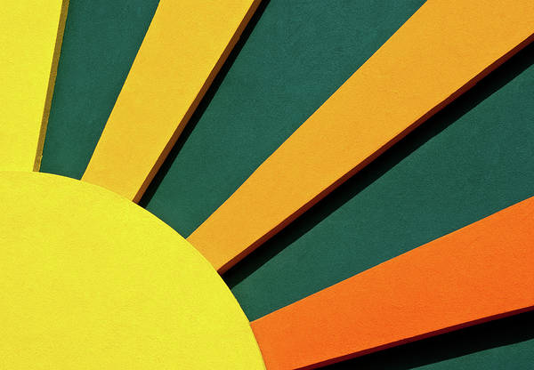 Photograph - Sunbeams by Christi Kraft
