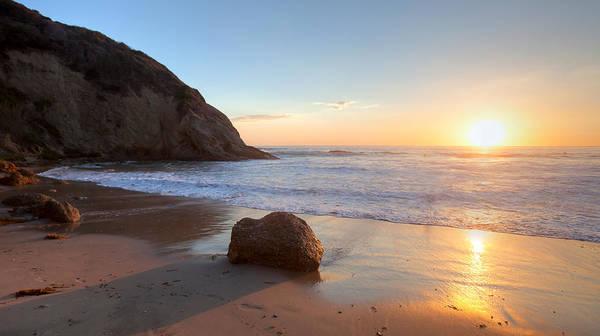 Photograph - Sundown At Strands Point by Cliff Wassmann