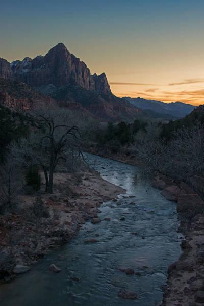 Photograph - Sundown by Darlene Bushue