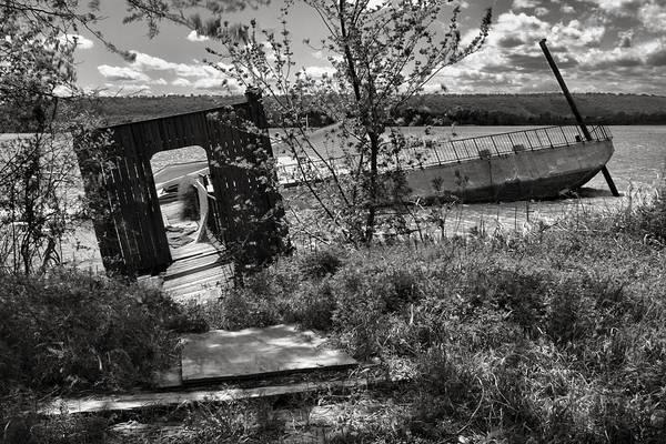 Photograph - Sunken Dreams by Jason Politte