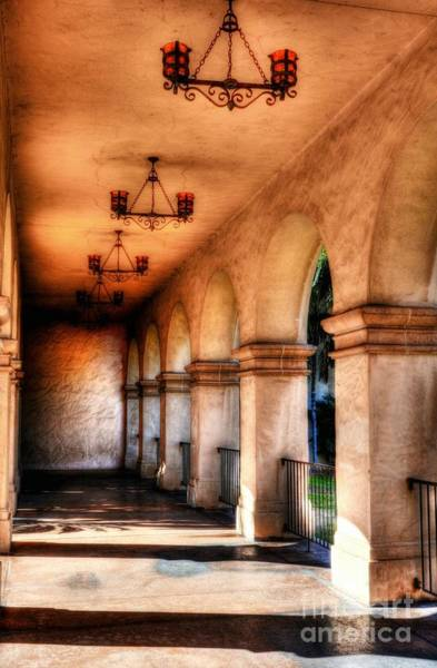 Photograph - Sunny California Arches 2 by Mel Steinhauer