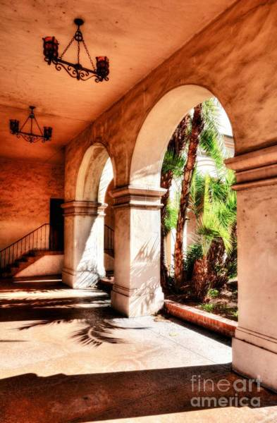 Photograph - Sunny California Arches by Mel Steinhauer