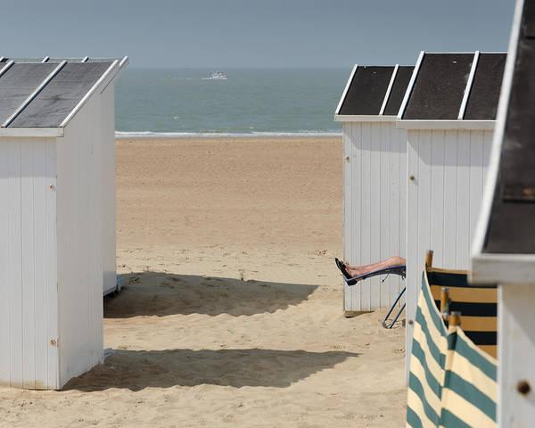 Photograph - Sunny Feet by Paul Indigo