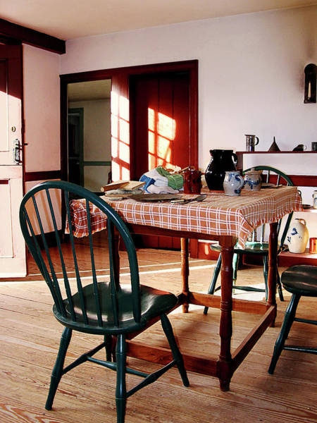 Photograph - Sunny Kitchen by Susan Savad