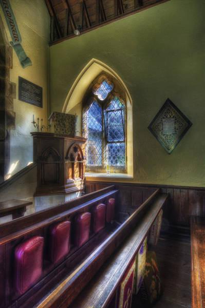 Photograph - Sunny Window by Ian Mitchell
