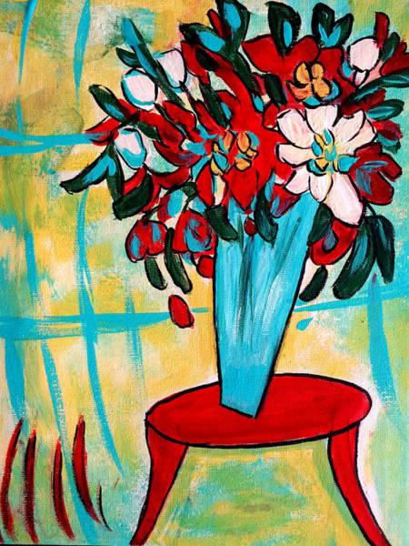 Painting - Sunny Window by Nikki Dalton