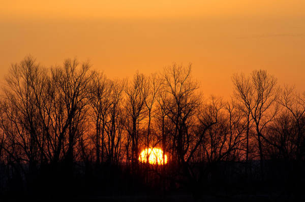 Wall Art - Photograph - Sunrise - 7424 by Jerry Owens