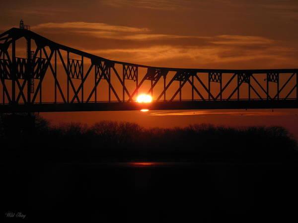 Photograph - Sunrise Abridged by Wild Thing