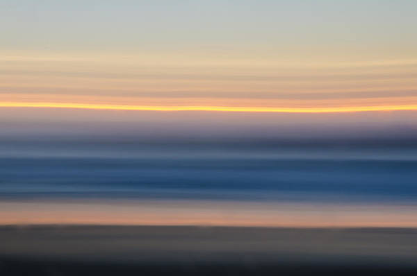 Sunrise Abstract Art Print
