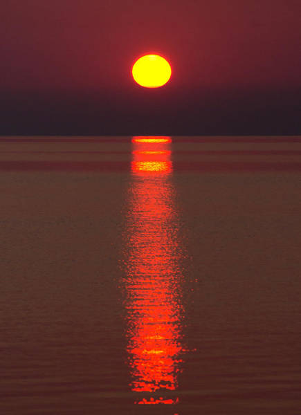 Wall Art - Photograph - Sunrise And Reflection by Cale Best